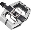 Crankbrothers Mallet Enduro LS Pedal Limited Edition silber